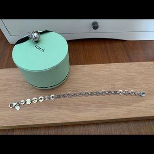 Tous Bracelet ☮️ ❤️ 🐻⭐️